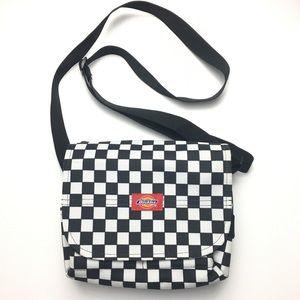 Crossbody checker dickies bag
